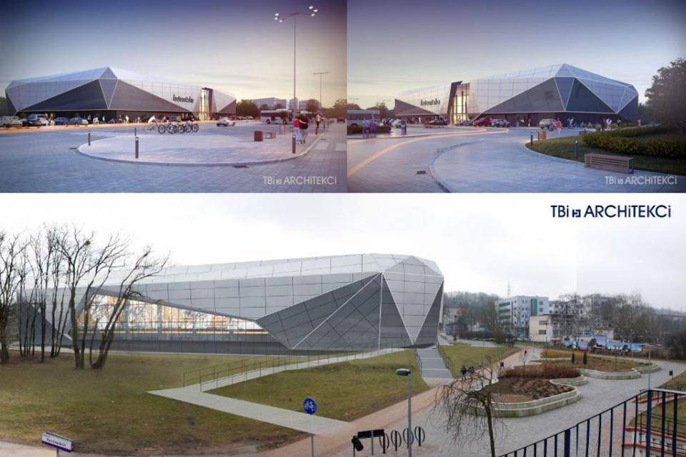 Lodowisko w kształcie kryształu powstanie w Bydgoszczy
