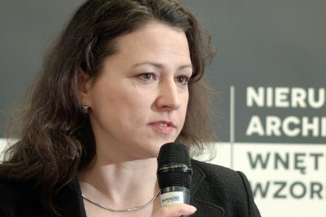Agnieszka Kaczmarska zachęca do udziału w 4 Design Days