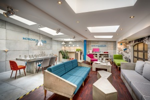 Przestrzenie biurowe w stylu amerykańskich loftów