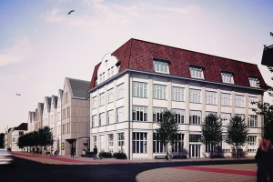 Grunwaldzka 505 – jest pozwolenie na budowę dla Moderna Investment