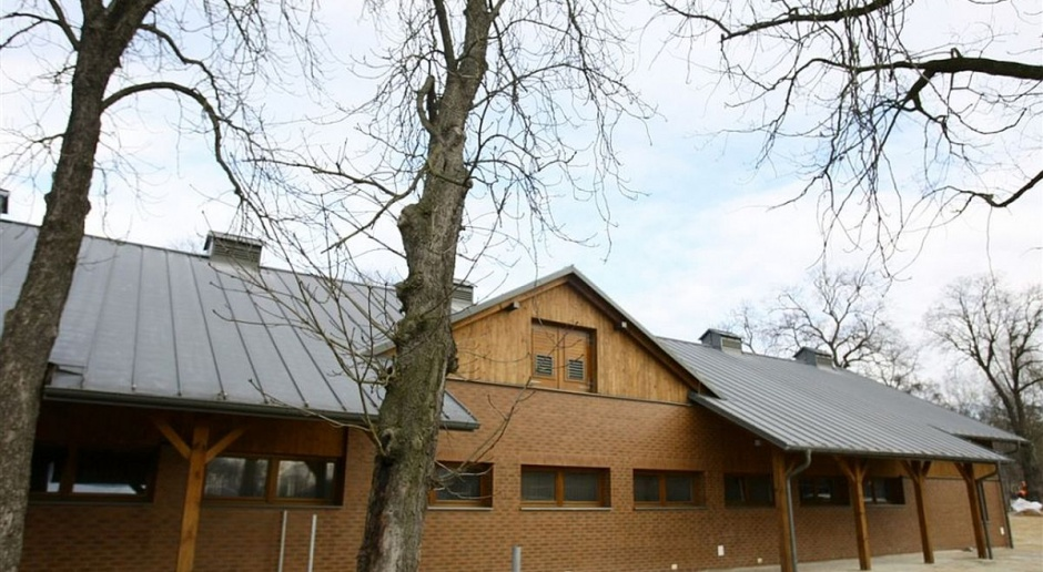 Zabytkowy ośrodek rehabilitacyjny w Toruniu odzyskuje blask
