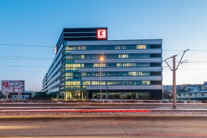 Zobacz biurowce dla gigantów we Wrocławiu