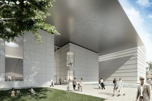 Startuje rozbudowa Norton Museum of Art projektu Foster+Partners