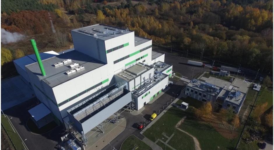 Energia z odpadów - ekologiczna spalarnia w Białymstoku już działa
