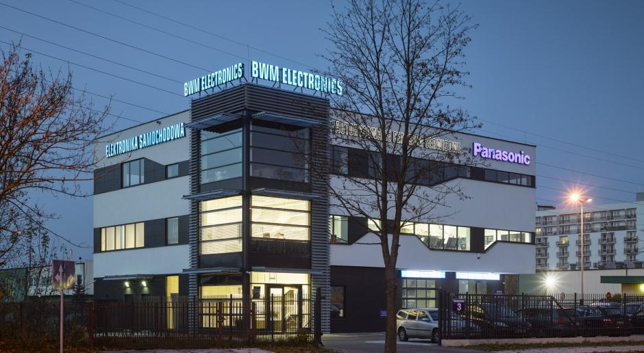 Dynamiczny budynek dla BWM Elektronics
