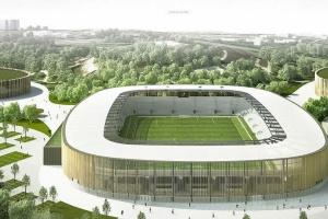 Nowy stadion od JSK Architekci będzie zjawiskowy