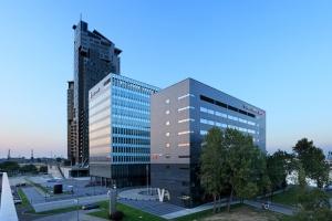 Gdynia Waterfront, projektu FORT Architekci, podwójnie ekologiczna