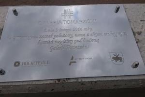 Galeria Tomaszów od MOFO Architekci już w budowie