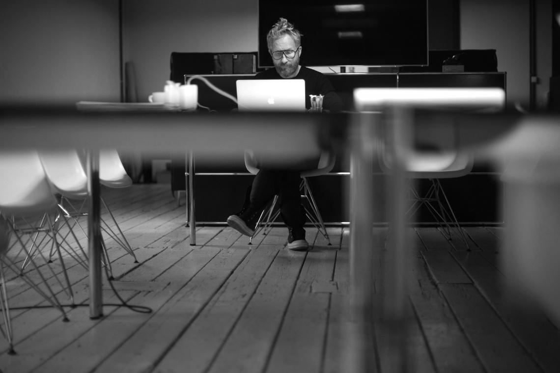 Przemo Łukasik: Architekci muszą dawać z siebie wszystko