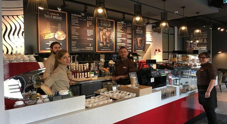 Costa Coffee na Powiślu - klimatycznie w nowym koncepcie