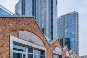 Karolkowa Business Park - oryginalny design od FS&P Arcus