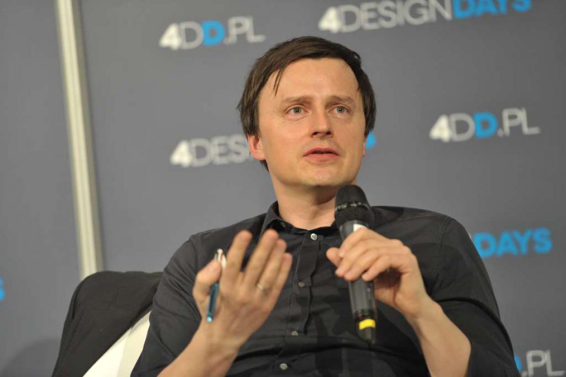 O dobrym designie opowie Oskar Zięta na 4 Design Days