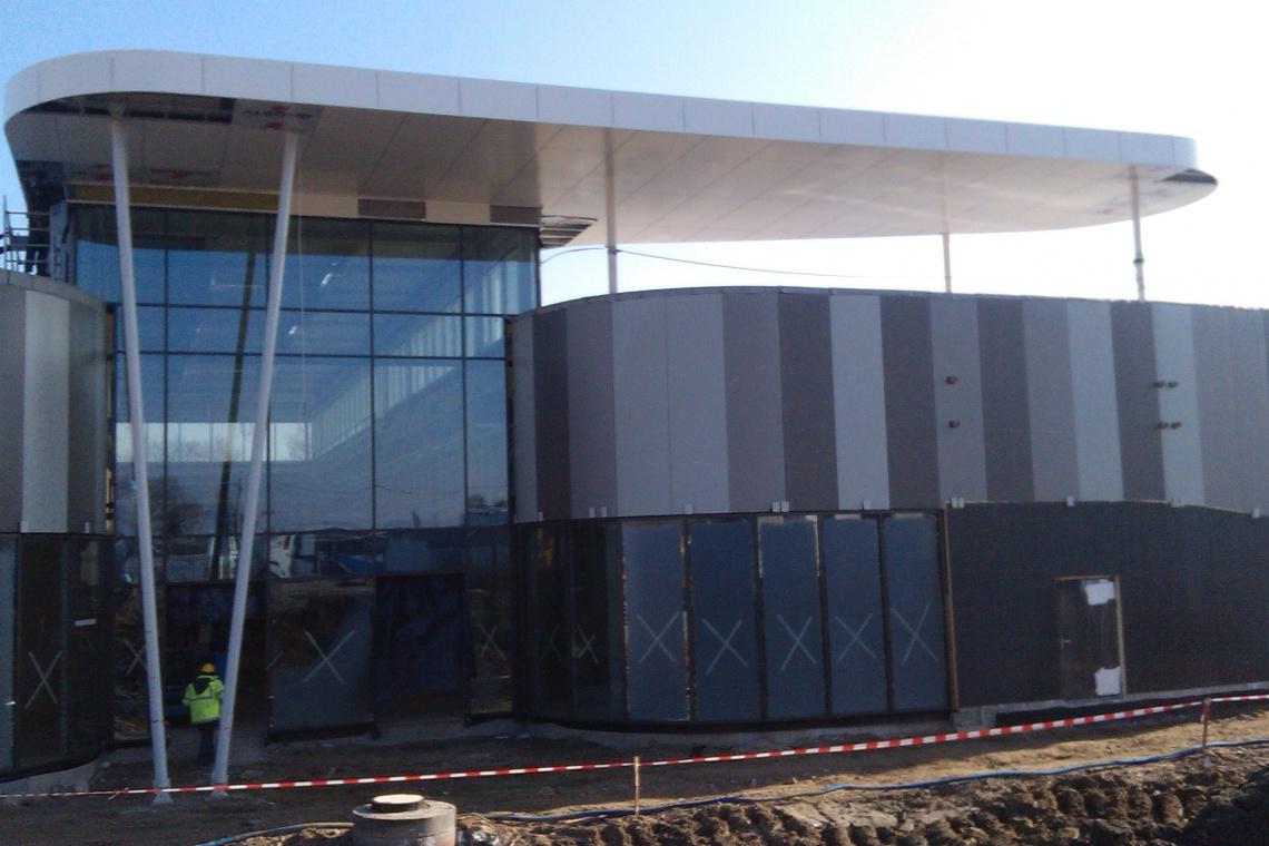 Wkrótce otwarcie centrum Karuzela projektu Bose International