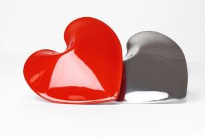Oryginalny wieszak Hot Heart od Zieta Prozessdesign