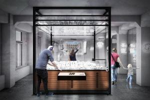 W dawnym komisariacie będzie miejsce dla łódzkiej architektury