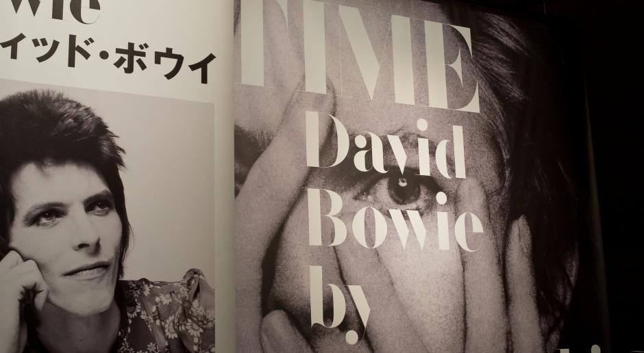 Kto zaprojektuje mural i neon dla Davida Bowiego?