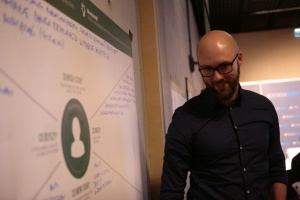 Foto: warsztaty Design Thinking Spirit, zorganizowane przez Concordia Design