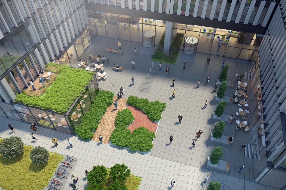 Jak korzystać z zielonych budynków? Ekoedukacja potrzebna