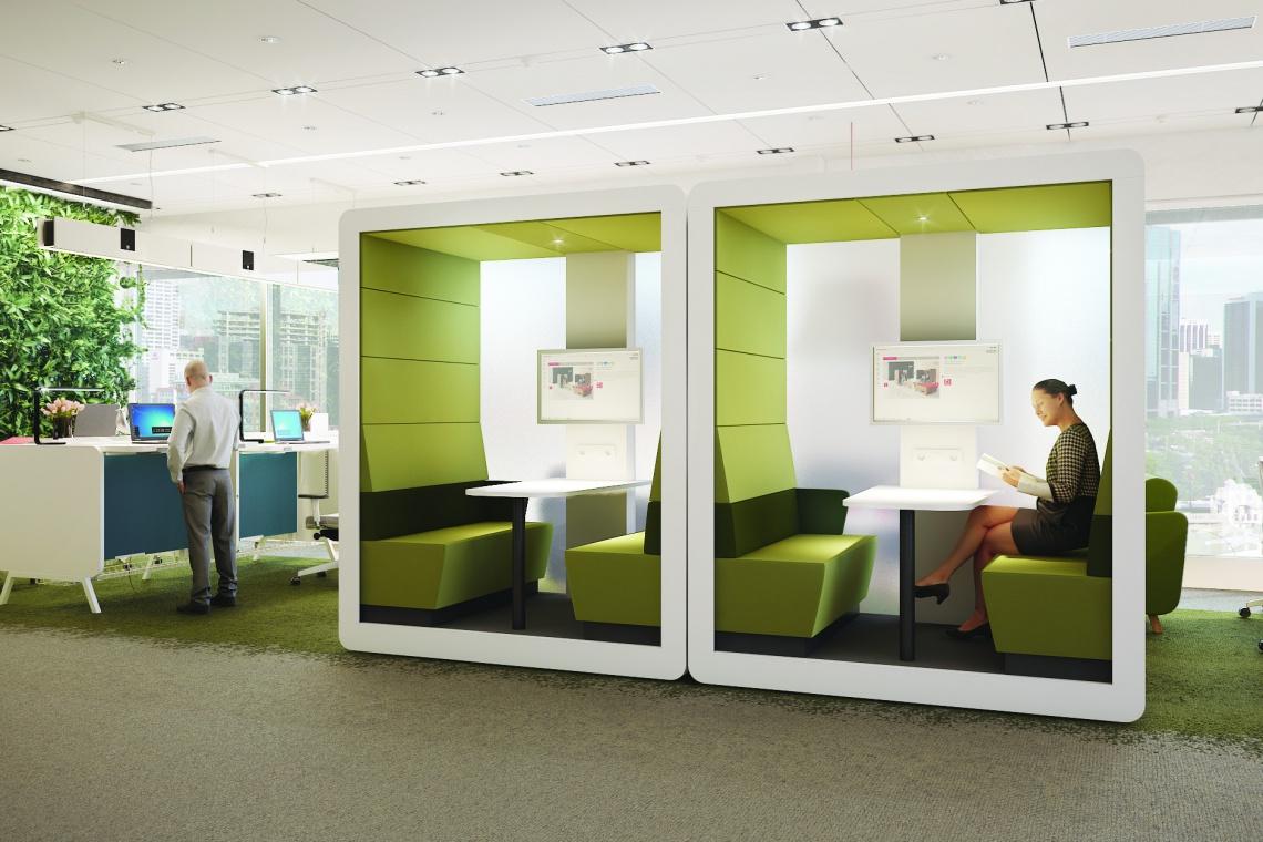 Jak zaaranżować biuro, aby starszym pracownikom było wygodnie i komfortowo?