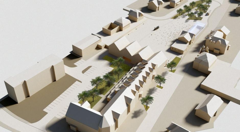 To oni zaprojektują centrum Bogatyni