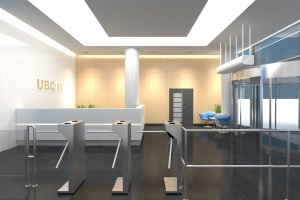 Metamorfoza lobby University Business Center II
