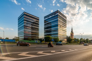 Silesia Business Park projektu Medusa Group rośnie w oczach