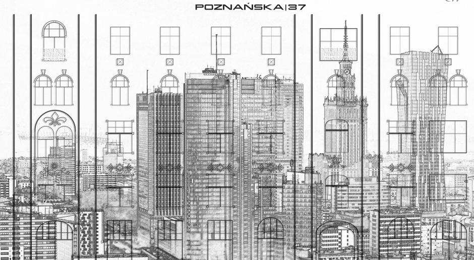 Poznańska 37 oknem na nową Warszawę - rozstrzygnięto konkurs