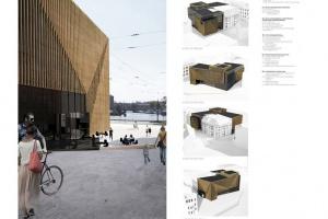 Nagroda dla młodej architekt za projekt teatru w Szczecinie