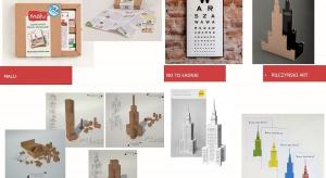 Warszawskie gadżety sztuki użytkowej wypromują stolicę