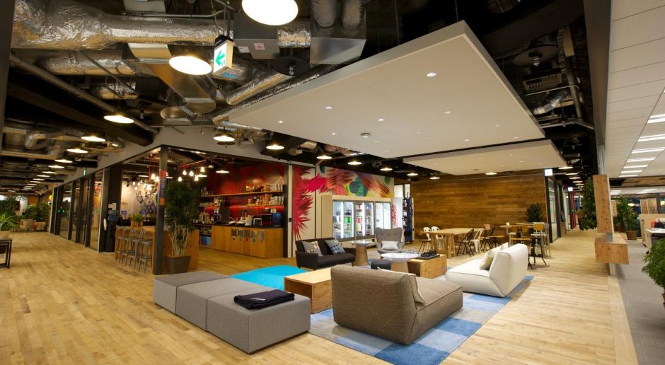 Facebook otworzy biuro w Warszawie - jak może wyglądać?