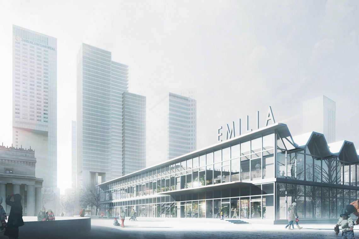 Muzeum Sztuki Nowoczesnej przeniesie się nad Wisłę