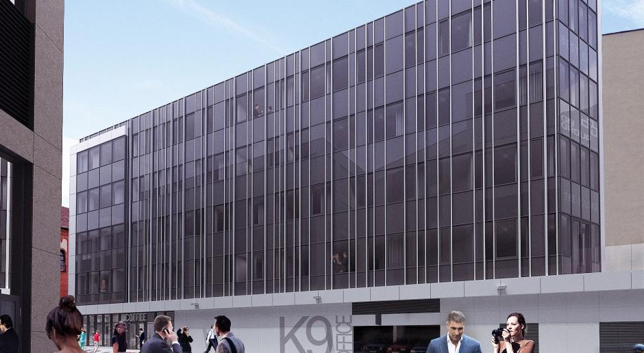 Poznański biurowiec od Arh+ przed wielkim otwarciem