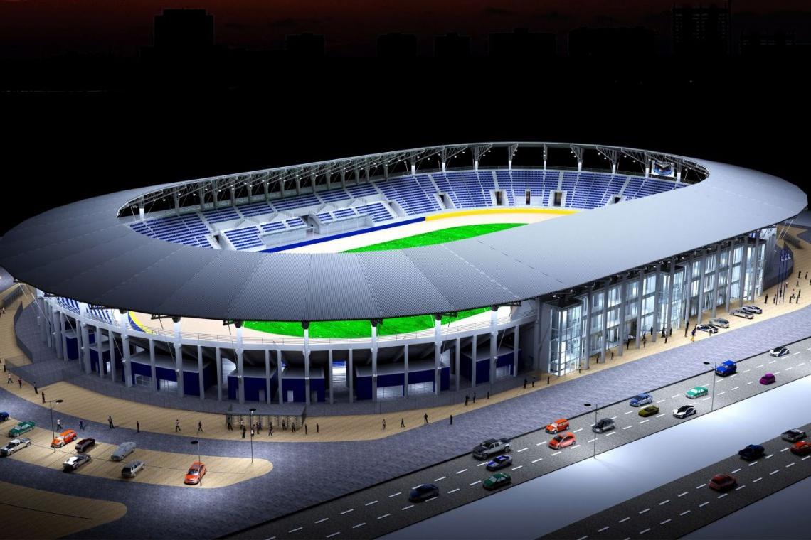 Trwa budowa Centrum Sportów Motorowych w Łodzi
