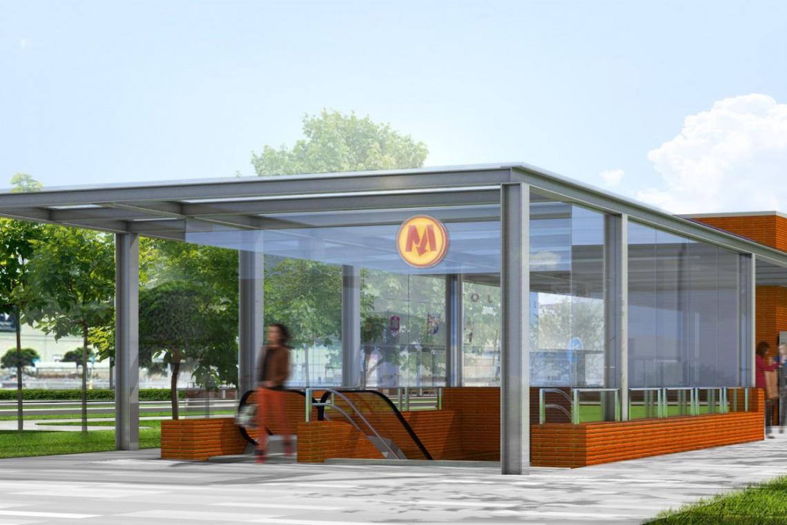 Kolejne pozwolenia na rozbudowę metra