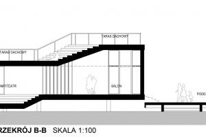 Dom jak latający dywan Le Corbusiera od S.LAB architektura
