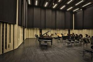 Innowacyjny system zmiennej akustyki w CKK Jordanki