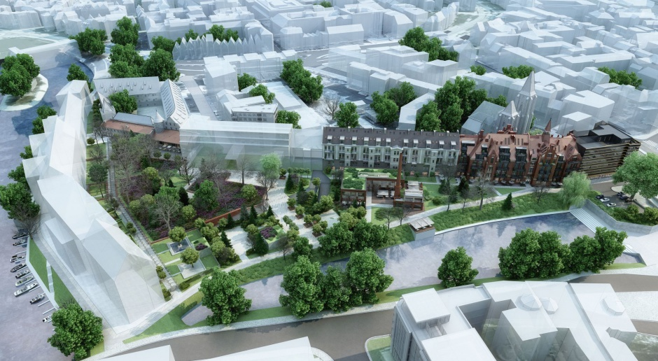 Światowe rozwiązania urbanistyczne w centrum Wrocławia