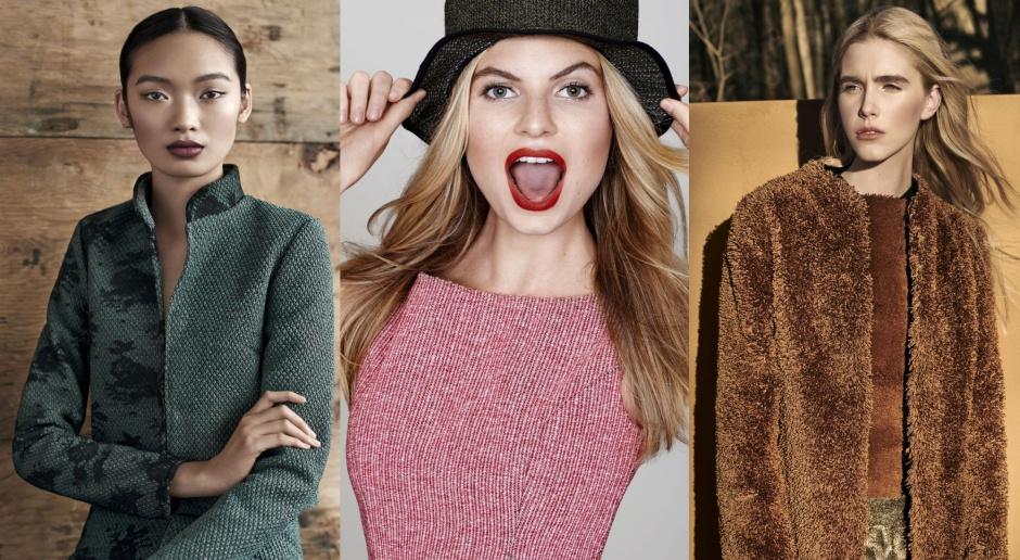 Wykładziny na wybiegu - kolekcja EGE couture