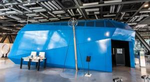 Nowy pawilon w CNK zainspirowany bryłą obiektu