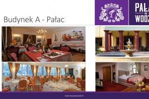 Pałac na Wodzie łączy zabytkowość, regionalizm i elegancję