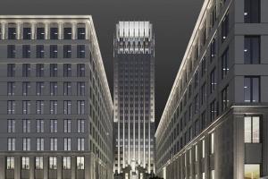 Krakowski Szkieletor… niczym Rockefeller Center