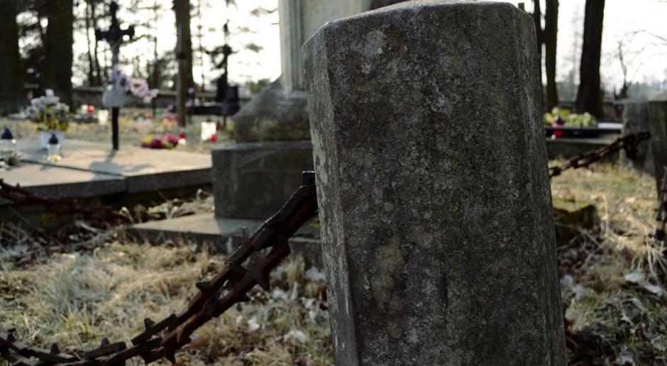 Centrum handlowe na dawnym cmentarzu żydowskim? Konserwator mówi