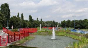 Powstanie multimedialny park fontann w Parku Szymańskiego