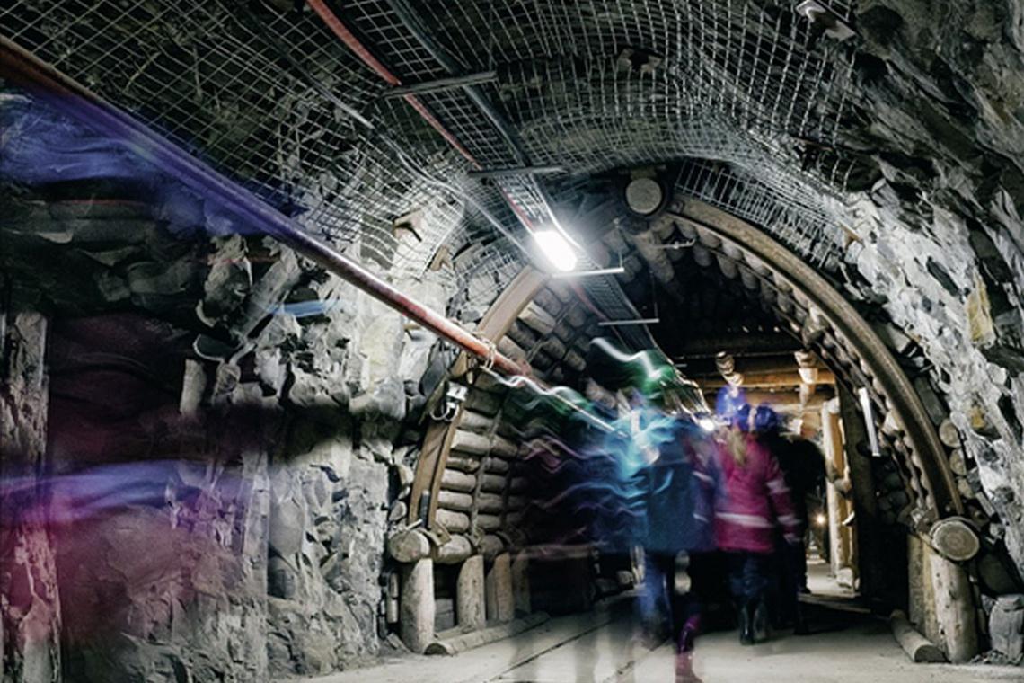 Zabytkowe kopalnie są prawdziwymi atrakcjami turystycznymi