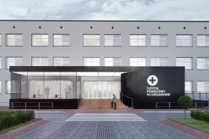Architekci z Musk odmieniają wizerunek szpitala w Chrzanowie