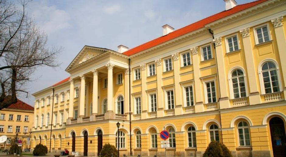 MHP chce odtworzyć arkadę Pałacu Kazimierzowskiego
