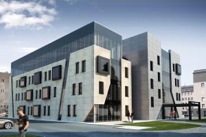 Architektura w służbie zdrowia. Największa inwestycja w historii szpitala przy Szaserów