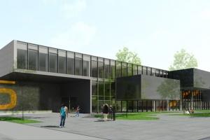 Szkoła z boiskiem na dachu? To możliwe we Wrocławiu