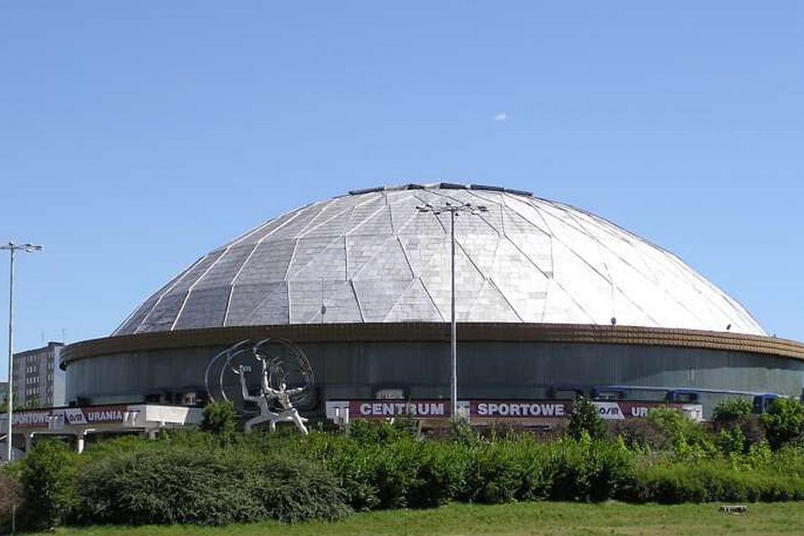 Wizytówka Olsztyna, hala Urania, zostanie przebudowana
