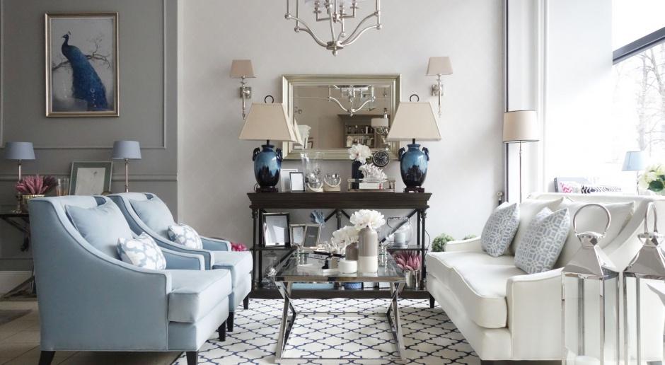 Elegancki i wyrafinowany styl Hampton. Nowy trend w aranżacji wnętrz